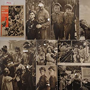 Jugend um Hitler. 120 Bilddokumente aus der Umgebung des Führers. Aufgenommen, ...