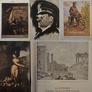 Kunst dem Volk, Monatsschrift für bildende und darstellende Kunst, Architektur und ...