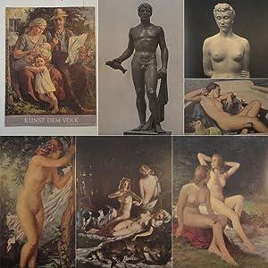Kunst dem Volk. Monatsschrift für bildende und darstellende Kunst, Architektur und ...