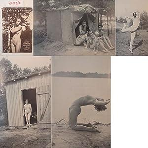 Bei den nackten Menschen in Deutschland. Ein Bericht von Roger Salardenne / Paris, mit Vor- ...
