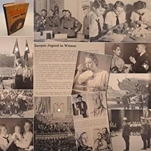 Mädel - eure Welt! Das Jahrbuch der Deutschen Mädel. 4.Jahrgang 1943: Munske, Hilde: