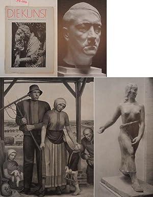Die Kunst. Monatshefte für Malerei, Plastik und Wohnkultur. 38.Jahrgang, Nr.11 August 1936: ...