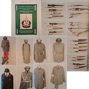 Herbst-Auktion 12.Oktober 2013, Historische Objekte und Zeitgeschichte Th. und E.Appel: Stauffer - ...