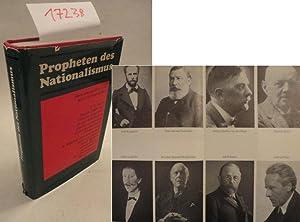 Propheten des Nationalismus * mit O r i g i n a l - S c h u t z u m s c h l a g: Schwedhelm, Karl (...