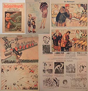 Das Sozialistengesetz 1878 / 21.Oktober / 1928 Jubiläums-Festschrift