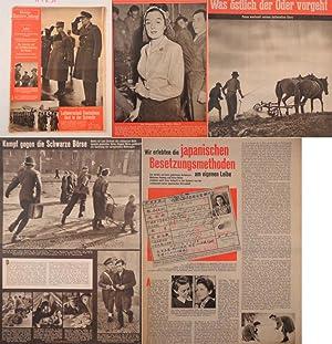 Schweizer Illustrierte Zeitung Nr.7 vom 13.Februar 1946, 35.Jahrgang