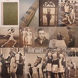Hilf mit! Illustrierte deutsche Schülerzeitung, 3.Jahrgang: Oktober 1935 - September 1936: NS....