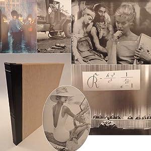 Das deutsche Lichtbild / Jahresschau 1960 H A L B L E D E R - Handeinband: Strache, Wolf / ...