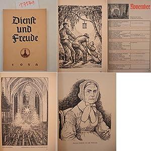 Dienst und Freude. Dresdner Diakonissenhauskalender / Jahrbuch für das christliche Haus ...