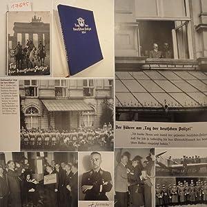 Tag der deutschen Polizei 1934 * mit O r i g i n a l - S c h u t z u m s c h l a g: Daluege, Kurt: