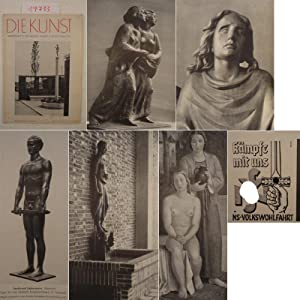 Die Kunst. Monatsschrift für Malerei, Plastik und Wohnkultur. 36.Jahrgang, Nr.11 August 1935: ...