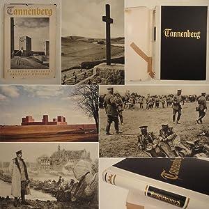 Tannenberg. Deutsches Schicksal - Deutsche Aufgabe. Mit 32 Kupfertiefdrucktafeln, 30 Abbildungen ...