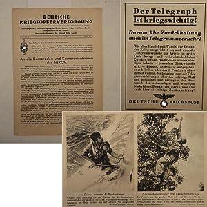 Deutsche Kriegsopferversorgung. Monatsschrift der Frontsoldaten und Kriegshinterbliebenen der ...