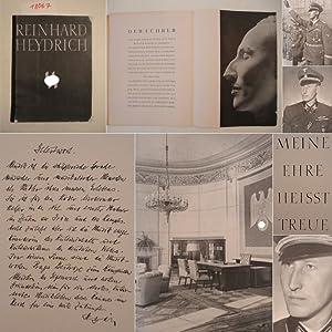 Reinhard Heydrich 7.März 1904 - 4.Juni 1942 * N e u z e i t l i c h e F o t o k o p i e: ...