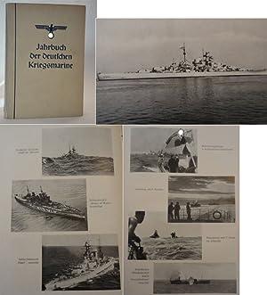 Jahrbuch der deutschen Kriegsmarine 1942, 7.Jahrgang: Konteradmiral R.Gadow (Bearbeiter)