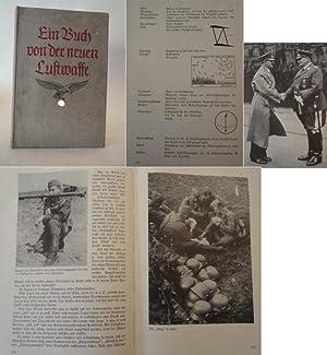 Ein Buch von der neuen Luftwaffe: Adler, Hermann (Herausgeber):