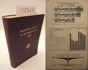 Statistisches Jahrbuch für das Deutsche Reich. Neunundvierzigster Jahrgang 1930: Statistisches...