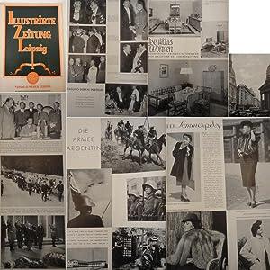 Illustrirte Zeitung Leipzig Nr.4869 vom 7.Juli 1938: Weber, J. J. (Herausgeber):