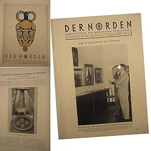 Der Norden. Monatsschrift der Nordischen Gesellschaft. Nr.4 April 1939, 16.Jahrgang: Nordische ...