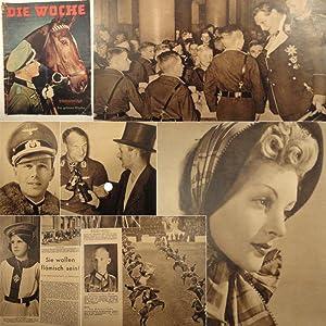 Die Woche Heft 4 / Jahrgang 41, 25.Januar 1939