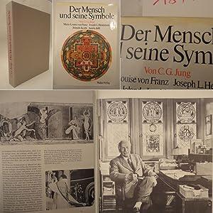 Der Mensch und seine Symbole * mit O r i g i n a l - S c h u t z u m s c h l a g: Jung, Carl Gustav...