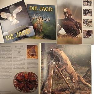 Die Jagd * 2 Bände im Schuber: Blüchel, Kurt G. (Herausgeber):