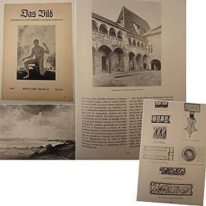 Das Bild. Monatsschrift für das Deutsche Kunstschaffen in Vergangenheit und Gegenwart. Heft 6 ...