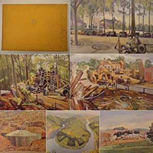 Mit der OT beim Westwall und Vormarsch. Tagebuchaufzeichnungen und farbige Bilddokumente des ...