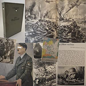 Die Wehrmacht. Der Freiheitskampf des großdeutschen Volkes. Herausgegeben vom Oberkommando ...