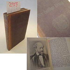 Der heilige Krieg. Friedrich Hebbel in seinen Briefen, Tagebüchern, Gedichten. Herausgegeben ...