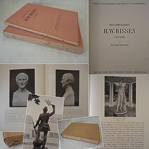 Billedhuggeren H.W. Bissen 1798 - 1868 * im O r i g i n a l - V e r l a g s s c h u b e r: Rostrup,...