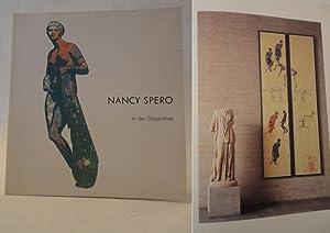 Nancy Spero in der Glyptothek Arbeiten auf Papier 1981 - 1991: Spero Nancy: