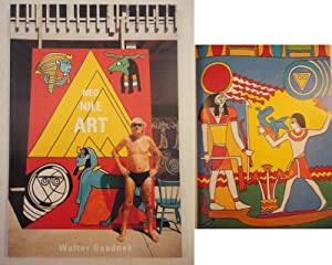 Neo Nile Art Walter Gaudnek: Bayerische Landesbank Galerie: