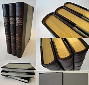 English furniture of the eighteenth century, Band I -III (3 vol. set in half leather)