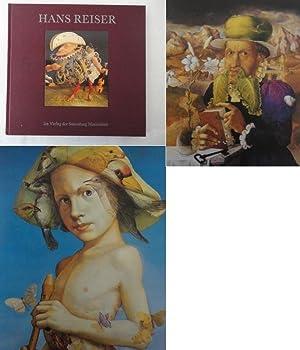 Hans Reiser. Bilder und Zeichnungen: Marienfeldt, Dieter / Rutzmoser, Peter (Herausgeber):
