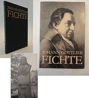 Johann Gottlieb Fichte * mit O r i g i n a l - S c h u t z u m s c h l a g: Schuffenhauer, Heinz: