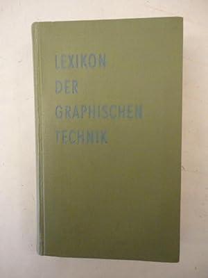 Lexikon der graphischen Technik: Institut für graphische Technik: