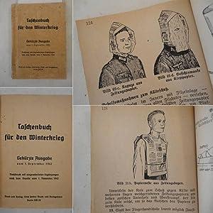 Taschenbuch für den Winterkrieg. Gekürzte Ausgabe vom 1.September 1942 / Nachdruck ...