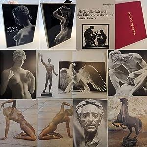 Arno Breker. Der Prophet des Schönen / Skulpturen aus den Jahren 1920 - 1982 * mit O r i ...