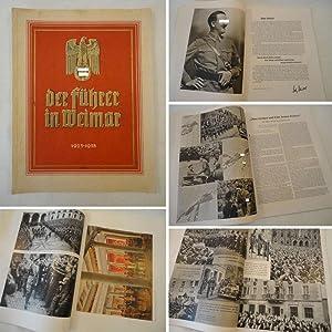 Der Führer in Weimar 1925 - 1938.: Sauckel, Fritz (Gauleiter