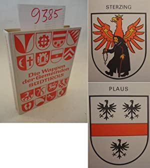 Die Wappen der Gemeinden Südtirols: Prünster, Hans: