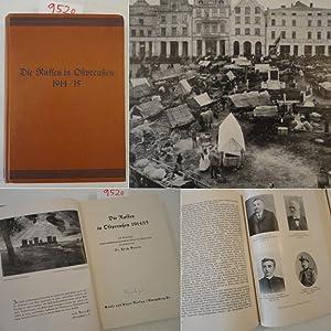 Die Russen in Ostpreußen 1914/15. Im Auftrage des Landeshauptmanns der Provinz Ostpreu&...
