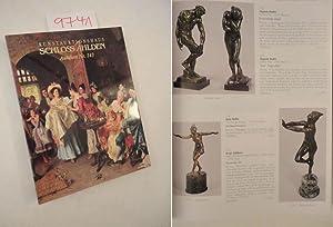 Katalog zur Auktion Nr.143 und Nr.144 am: Kunstauktionshaus Schloß Ahlden: