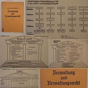 Verwaltung und Verwaltungsrecht: Dennewitz, Bodo: