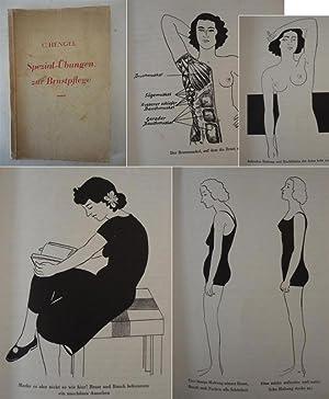 Spezial-Übungen zur Brustpflege für Frauen und Mädchen. Die schöne Form zu ...