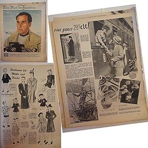 Das Blatt der Hausfrau * Heft 12, 55.Jahrgang 1940/41