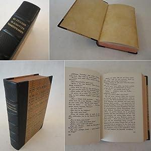 Im Schatten Shakespeares, ein Roman * H A L B F R A N Z B A N D: Eduard Stucken: