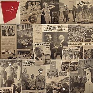 Illustrierter Beobachter 13.Jahrgang 1937, Folgen 27 - 51 / 7.Juli - 22.Dezember * in der seltenen Original- V e r l a g s e i n b a n d d e c k e