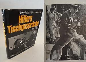 Hitlers Tischgespräche im Bild: Picker, Henry; Hoffmann, Heinrich: