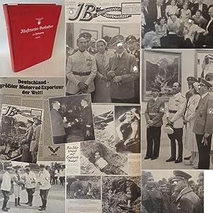 Illustrierter Beobachter 14.Jahrgang 1939, Folgen 26 - 52 / 29.Juni - 28.Dezember * in der ...